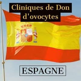 Cliniques de FIV en Espagne